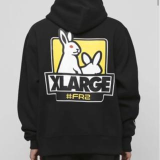 XLARGE - FR2×XLARGE Fxxk Icon Hoodie パーカー Mサイズ