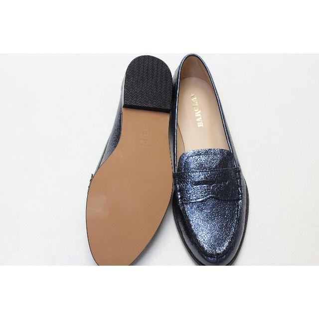BARCLAY(バークレー)の新品♪BARCLAY 本革コインローファー(23cm) レディースの靴/シューズ(ローファー/革靴)の商品写真