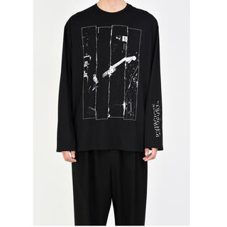 LAD MUSICIAN - LONG SLEEVE BIG T-SHIRT 新品