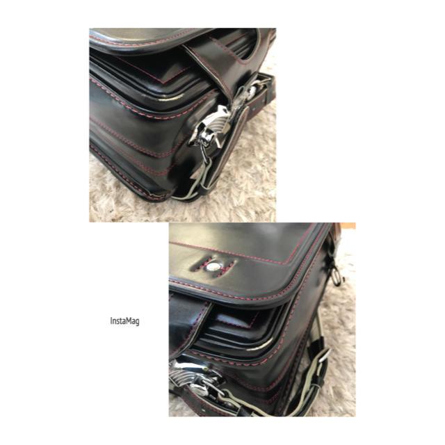 コクヨ(コクヨ)の★KOKUYO 黒ランドセル★ キッズ/ベビー/マタニティのこども用バッグ(ランドセル)の商品写真