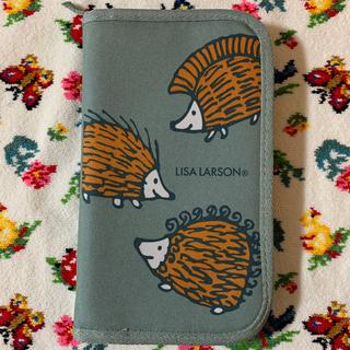 リサラーソン(Lisa Larson)のみんと様専用 リサラーソン  マルチケース ハリネズミ A(ファイル/バインダー)