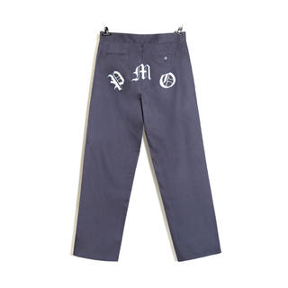 PEACEMINUSONE - peaceminusone WORK PANTS #1 GREY