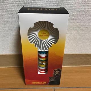 Disney - ミニ 扇風機