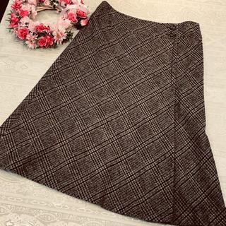 23区 - 23区♡ツイード スカート♡ブラウン系