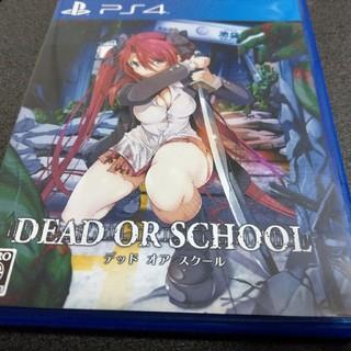PlayStation4 - DEAD OR SCHOOL PS4 デッドオアスクール