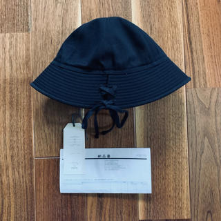 "UNUSED - UNUSED for 1LDK ""Lace up hat"" バケットハット 1"