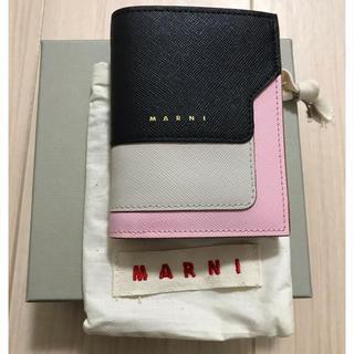 マルニ(Marni)のMARNI マルニ ミニウォレット 二つ折り財布(財布)