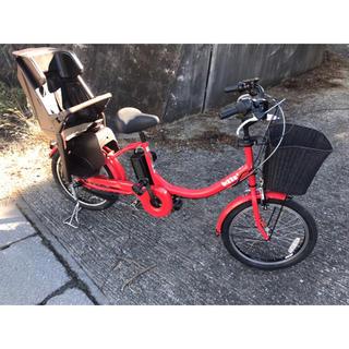 J4S電動自転車B89Yブリジストンビッケ20インチ8アンペア充電器なしか