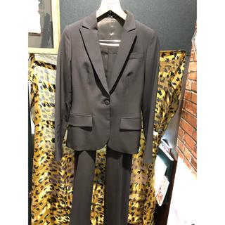 セオリー(theory)のtheory セオリー パンツスーツ ブラック サイズ0  春秋用(スーツ)