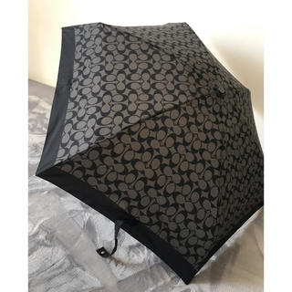 COACH - コーチ COACH 折り畳み傘