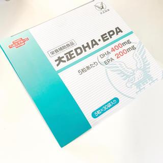 タイショウセイヤク(大正製薬)の大正製薬 大正DHA EPA 未開封 新品(ビタミン)