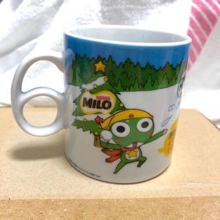 ケロロ軍曹 マグカップ ミロ景品(キャラクターグッズ)
