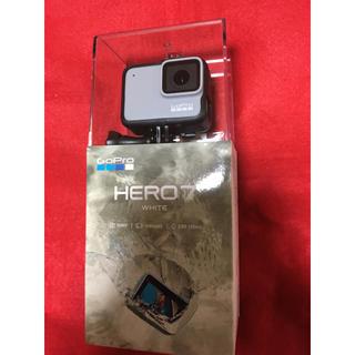 GoPro - 新品未開封!GoPro HERO7 White
