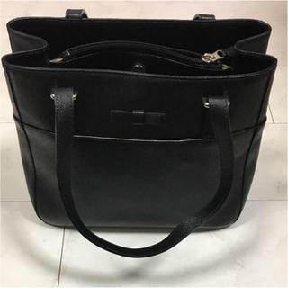 M'S GRACY - 美品★エムズグレイシー 牛革ハンドバッグ 黒 フォーマル 2回短時間使用