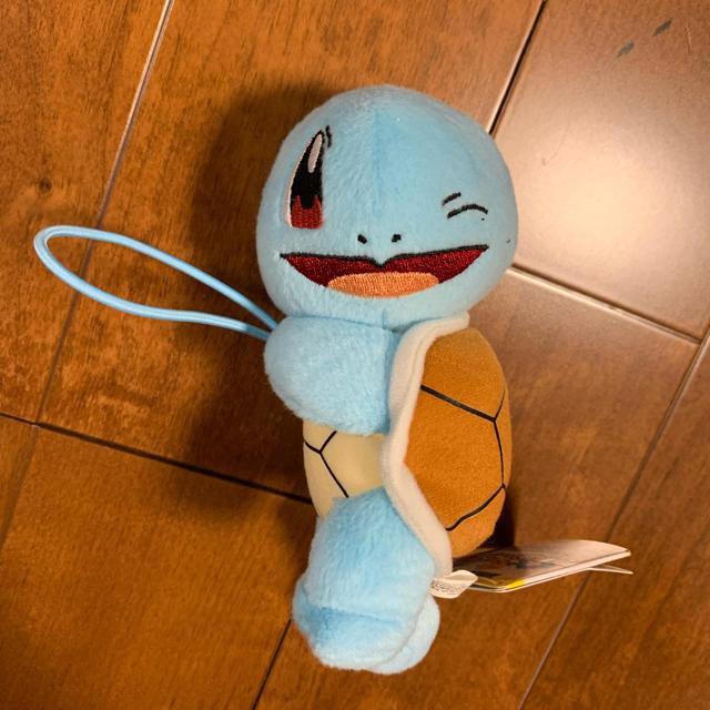 ポケモン(ポケモン)のポケモン ゼニガメ ぬいぐるみ エンタメ/ホビーのおもちゃ/ぬいぐるみ(ぬいぐるみ)の商品写真
