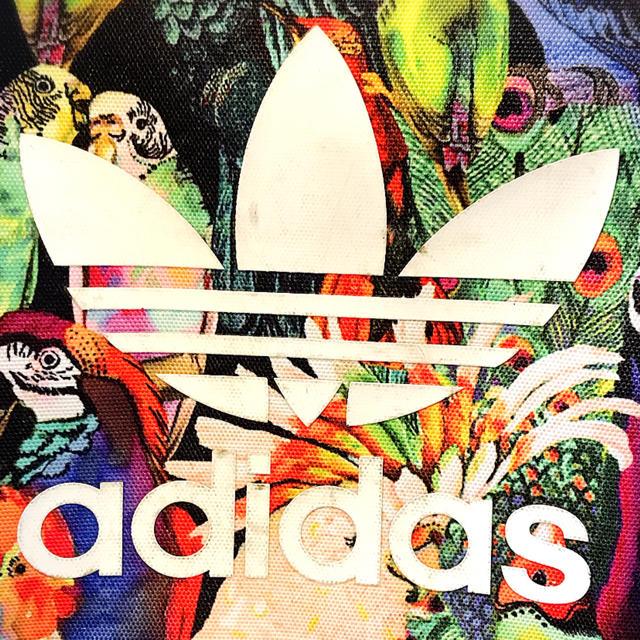 adidas(アディダス)のアディダス adidas オウム リュック バッグパック ファーム コラボ レア メンズのバッグ(バッグパック/リュック)の商品写真
