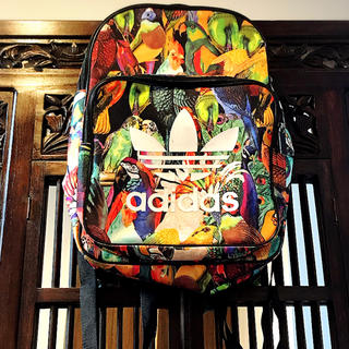 adidas - アディダス adidas オウム リュック バッグパック ファーム コラボ レア