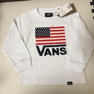 VANS - VANS 長袖Tシャツ 100