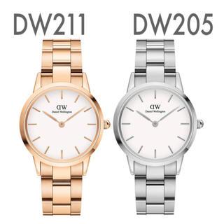 Daniel Wellington - 新作ペア【32㎜】ダニエルウェリントン腕時計DW211+DW205《3年保証付》