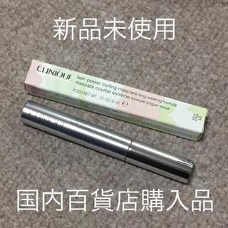 CLINIQUE - クリニーク ラッシュ パワー カーリング マスカラ 01