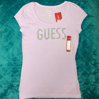 ゲス(GUESS)のGUESS US購入タグ付き新品 Tシャツ(Tシャツ(半袖/袖なし))