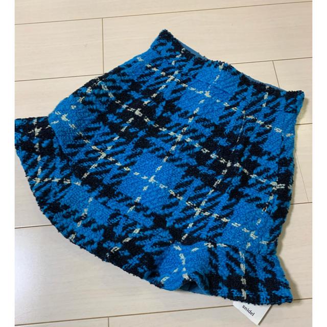 snidel(スナイデル)のスナイデル チェックスカート  レディースのスカート(ミニスカート)の商品写真