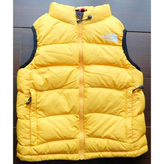 THE NORTH FACE - NORTH FACE ダウンベスト キッズ 120