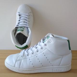 アディダス(adidas)のadidas / stan smith mid / green / 23cm(スニーカー)