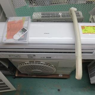 ヒタチ(日立)のK1093 日立 中古エアコン 主に20畳用 冷6.3kw/暖7.5kw(エアコン)