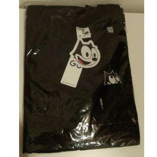 GU - 新品 フィリックス M ビッグT 黒 gu ポケット付き Tシャツ felix