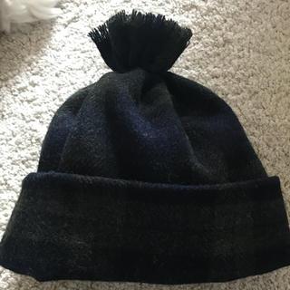 ジャーナルスタンダード(JOURNAL STANDARD)のニット帽 パークニック 未使用⋆* ⁑⋆*  pcnq(ニット帽/ビーニー)