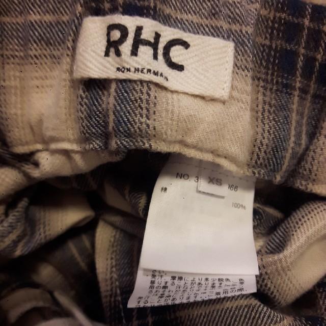 Ron Herman(ロンハーマン)のRHC Ronherman チェック柄ロングスカート レディースのスカート(ロングスカート)の商品写真