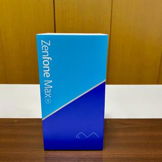 エイスース(ASUS)のASUS Zenfone Max M1 ZB555KL-RD32S3 レッド(スマートフォン本体)