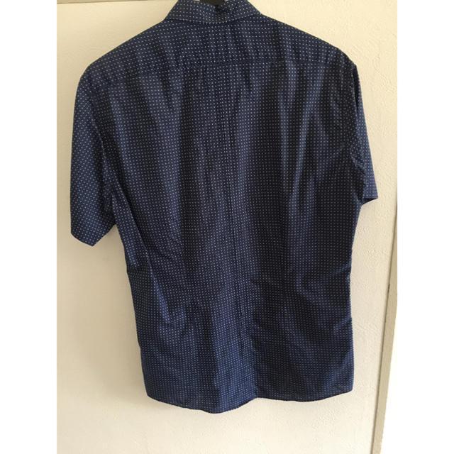 DRIES VAN NOTEN(ドリスヴァンノッテン)のドリスヴァンノッテン 半袖ドット柄シャツ メンズのトップス(シャツ)の商品写真