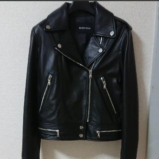 エムプルミエ(M-premier)の新品 ブレンヘイム ライダースジャケット(ライダースジャケット)