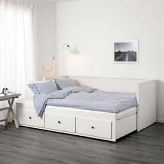 イケア(IKEA)のイケア ヘムネス ベッド (シングルベッド)