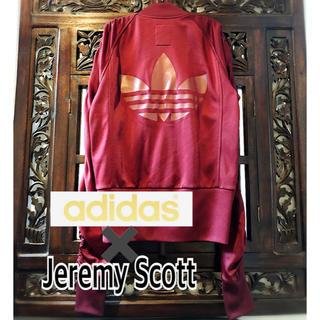 JEREMY SCOTT - アディダス オリジナルス SM ジャージ ジェレミースコット コラボ ジャケット