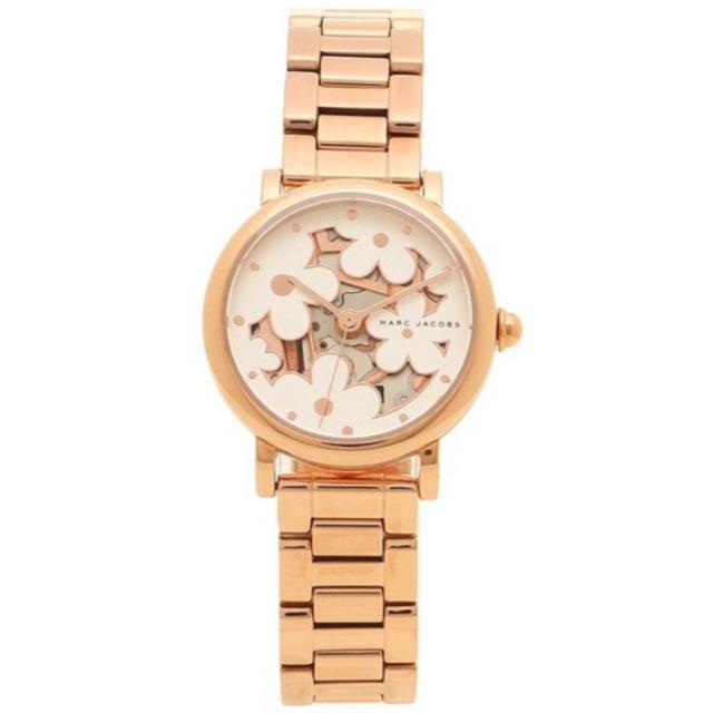 MARC JACOBS - 【新品未使用】マークジェイコブス ローズゴールド デイジー腕時計の通販
