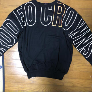 RODEO CROWNS - RCS限定スウェット