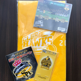 福岡ソフトバンクホークス - ソフトバンクホークス☆2020ファンクラブグッズ