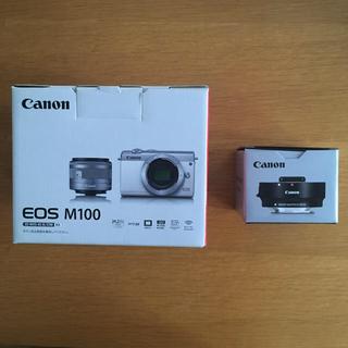 Canon - Canon EOS M100 ブラック