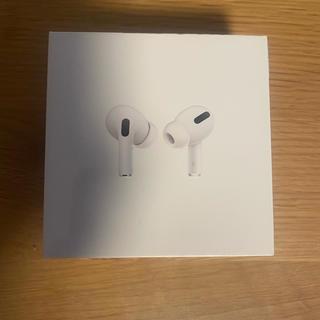 Apple - 新品未開封 AirPods Pro