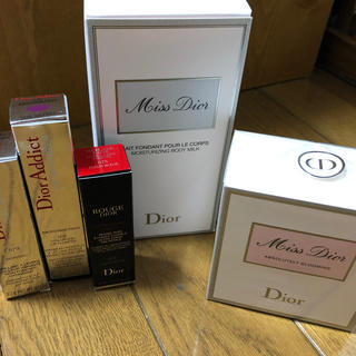 Christian Dior - 新品未使用Miss Dior ABSOLUTELY BLOOMING