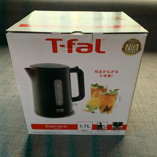 ティファール(T-fal)のティファール 電気ケトル(調理道具/製菓道具)