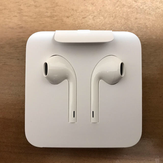 Apple - 新品 Apple iPhone イヤホン 純正 earpods イヤフォン