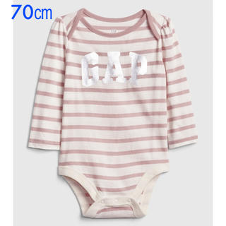 babyGAP - special price『新品』babyGap 長袖ボディ 70㎝
