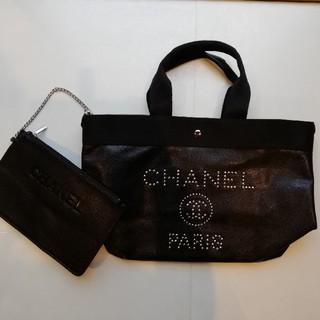 CHANEL - ❤️CHANEL トートバッグ❤️ ブラック