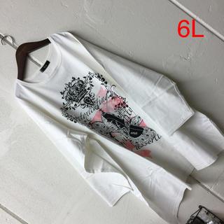 ニッセン -  6L長袖 Tシャツ