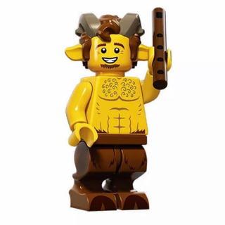 Lego - レゴ(LEGO) ミニフィグ  シリーズ15  ファウヌス