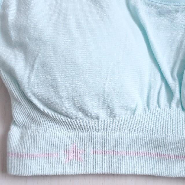 Atsugi(アツギ)のATSUGI♥スポーツブラ 下着 新品 女の子 キッズ/ベビー/マタニティのキッズ服女の子用(90cm~)(下着)の商品写真